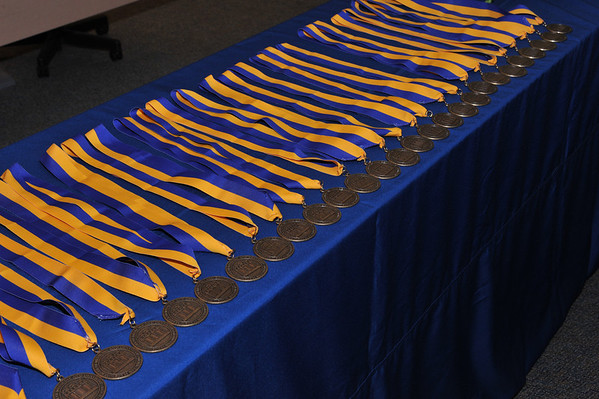 FRIDAY: SMD 50th Medallion Ceremony