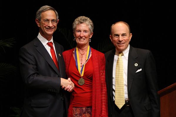 50th Medallion 2012: A-M