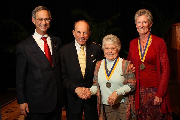 50th Medallion 2012: N-Z