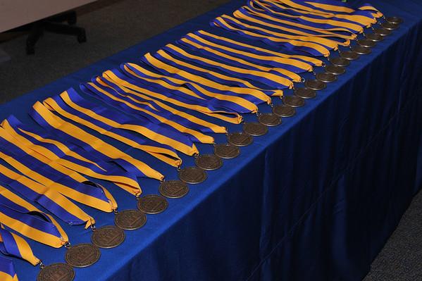 FRIDAY: SMD 50th Medallion Ceremony