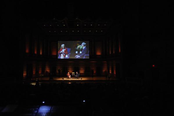 SATURDAY: Barbara Walters Live Keynote Address