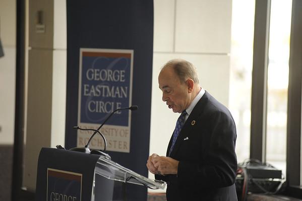 SATURDAY: George Eastman Circle Lunch